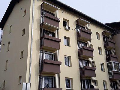 Energetska sanacija fasade in elektroinstalacij