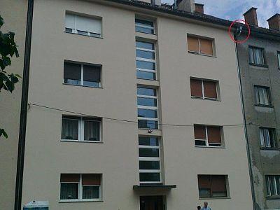 Sanacija fasade